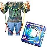 SOLOMAGIA Multicolor Rope Link - Magie mit Seil - Zaubertricks und Props