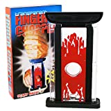 ProTriXX Zaubertrick-Set: UNTERSUCHBARE Finger Guillotine + Bonus-Trick, Transparent Finger Chopper, Finger Cutter, Finger-Durchdringung Zaubertricks