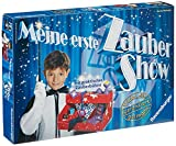 Ravensburger 21939 Meine Erste Zaubershow Zauberkasten Zaubertricks für Einsteiger