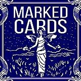 Bicycle Marked Deck, Markierte Karten (Maiden Back) für Zauberkasten, Zaubertrick Spielkarten für Mentalmagie, Gedankenlesen Zaubertricks inkl. deutschsprachiger Anleitung von Its Magic Zaubershop