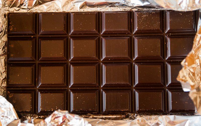 Schokoladen Zaubertrick
